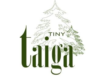 TINY taiga logo